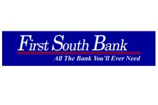 Logo for  First South Bank