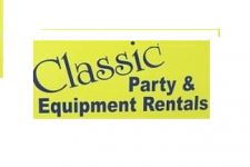 Logo for  Classic Party & Equipment Rentals