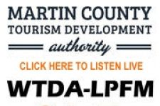 Logo for  Martin County Tourism Development Authority